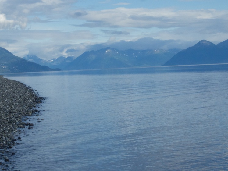 Beach near Anchorage, Alaska