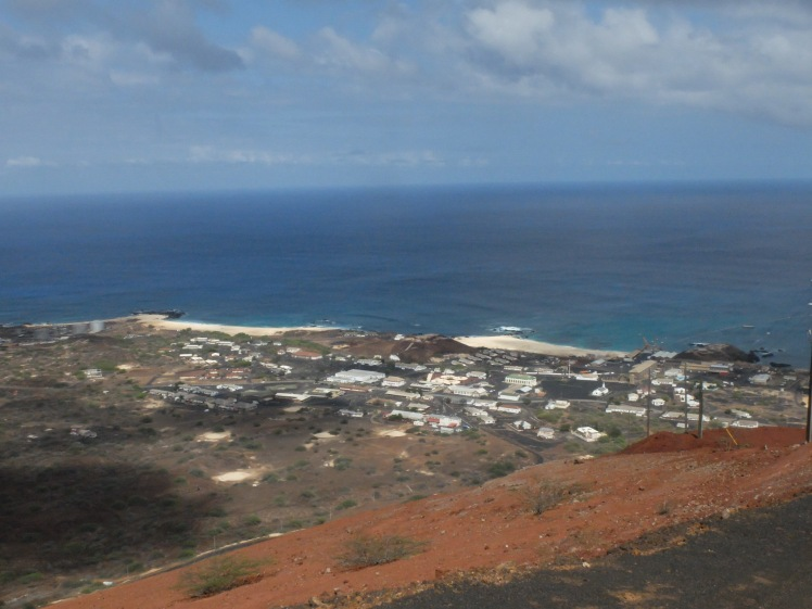 Georgetown, Capital of Ascension Island