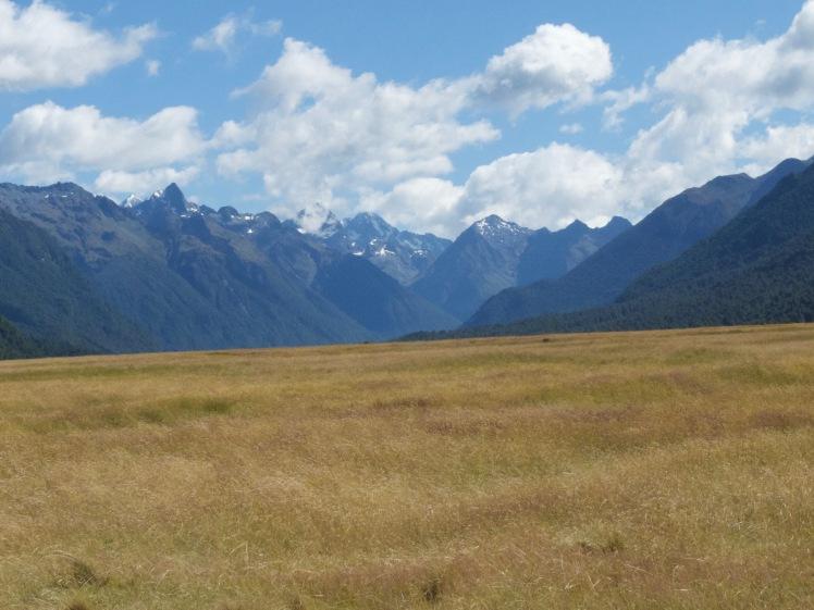 Views of Aoraki (Mount Cook)
